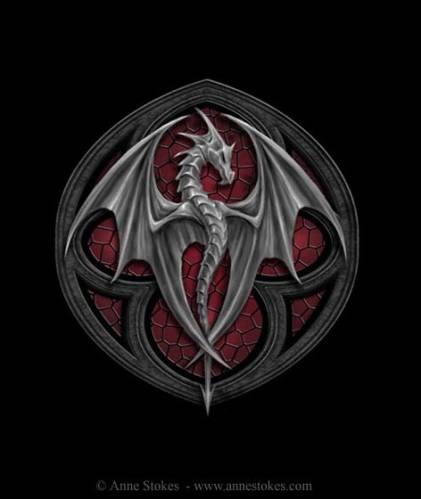 Дракон символ разрушительных сил